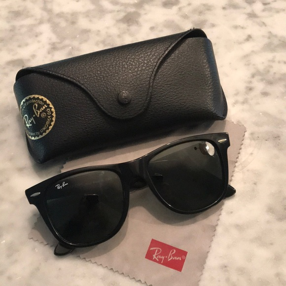 a2e1686c36 Ray-Ban Accessories - Ray- Ban Wayfarer Folding Classic Black